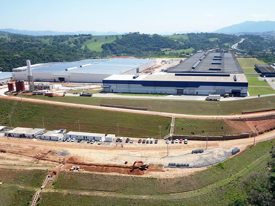 Extrema Logistics Park - Engexpor