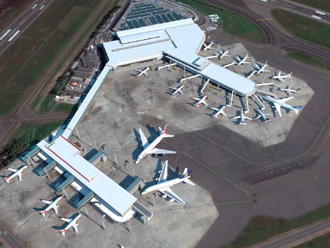 Aeroporto Internacional de Salvador - Engexpor