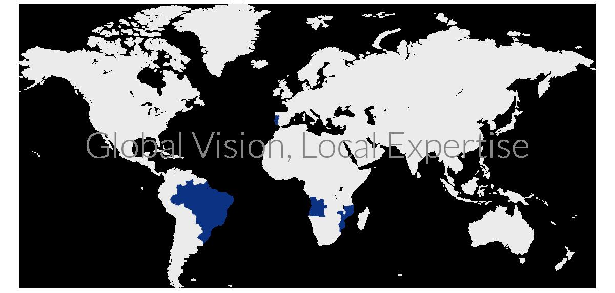 Localizações Engexpor