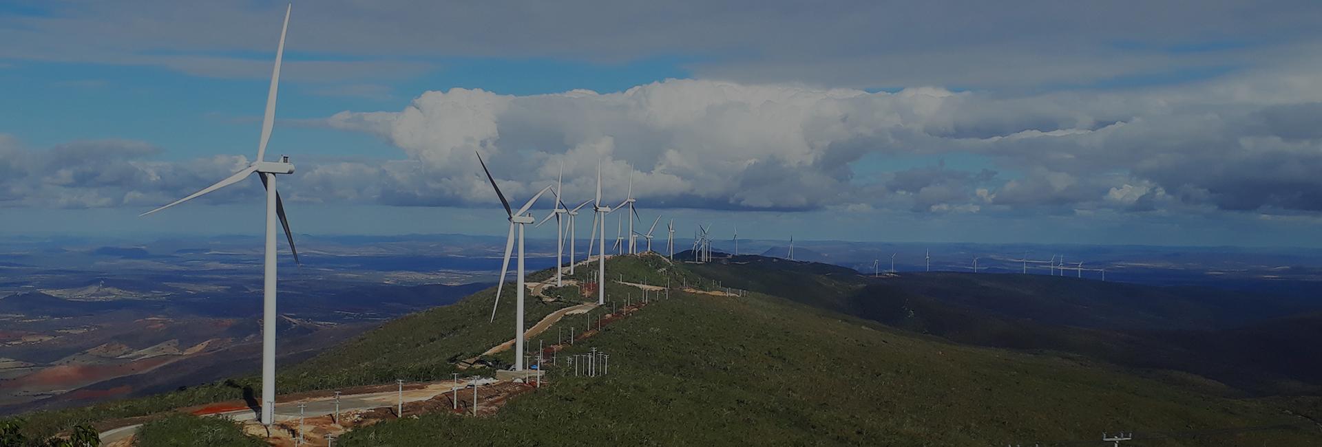 Parque Eólico de Morro do Chapéu