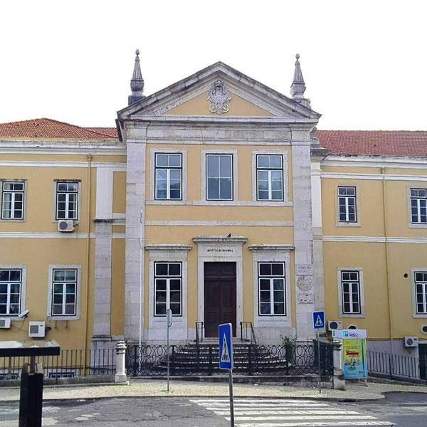 Historic Areas Of Lisbon